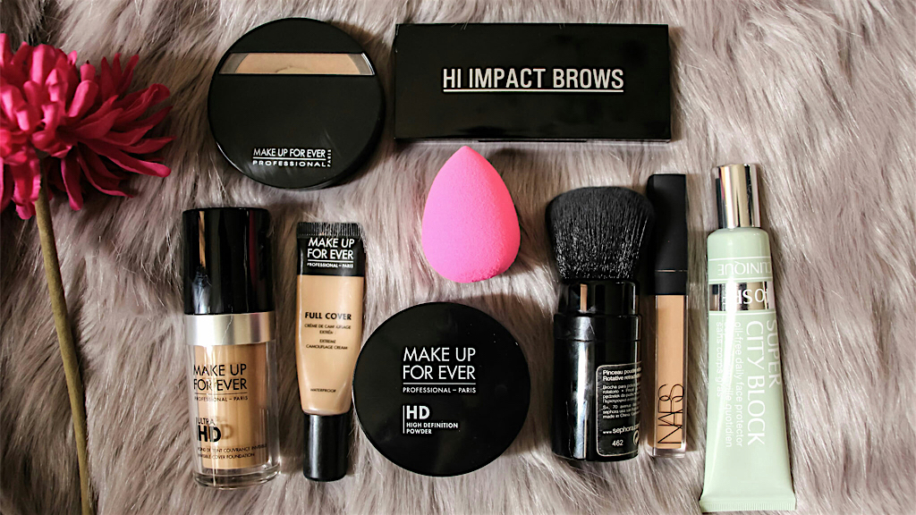 My Daily Makeup Essentials Myhautelife